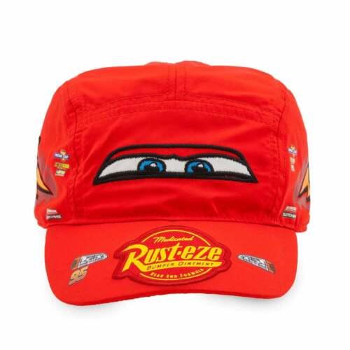 Disney Store Pixar Cars Lightning McQueen Toddler Swim Cap Hat  M//L