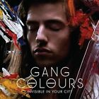 Invisible in Your City * by Gang Colours (Vinyl, Sep-2013, Brownswood)
