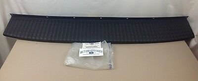 2002-2005 Ford Explorer Rear Bumper Black STEP PAD new OEM 1L2Z-17B807-AAB