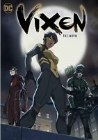 Vixen: The Movie (dvd, 2017) Brand & Sealed