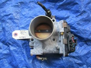 Details about 04-06 Acura TL J32A3 VTEC throttle body assembly engine motor  OEM RDA V6 GMA1A