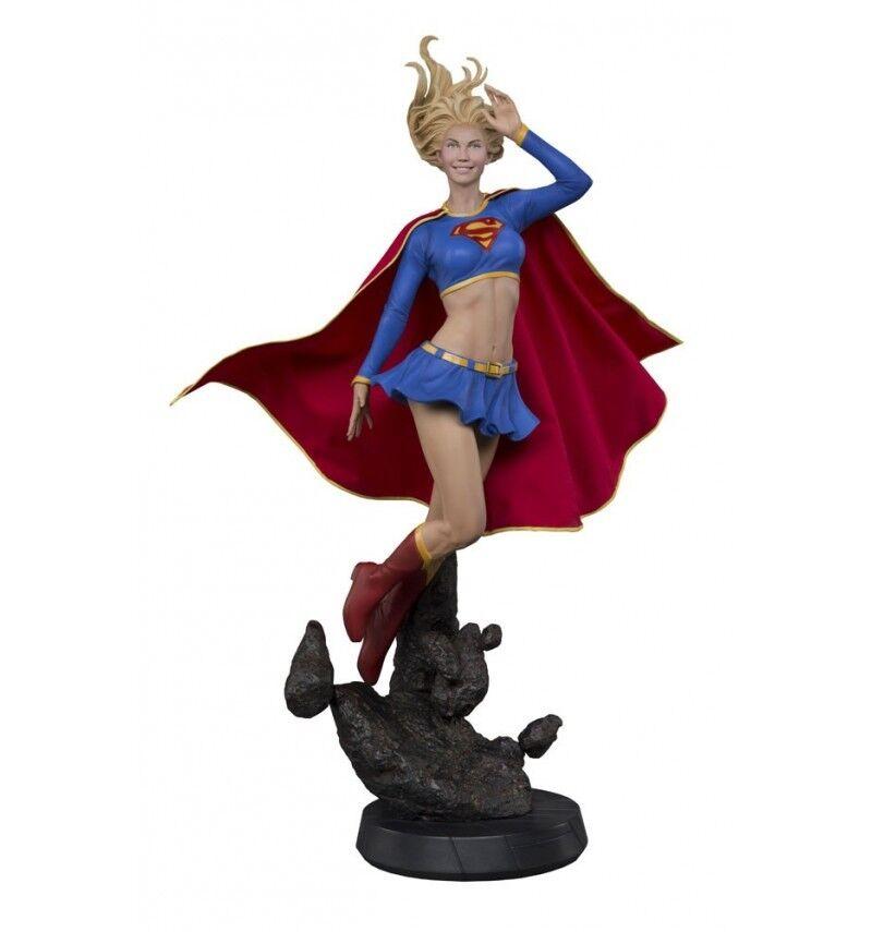 Sideshow DC Comics statua Supergirl Premium Formato