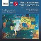 The Canticles von Ben Johnson,James Baillieu (2013)