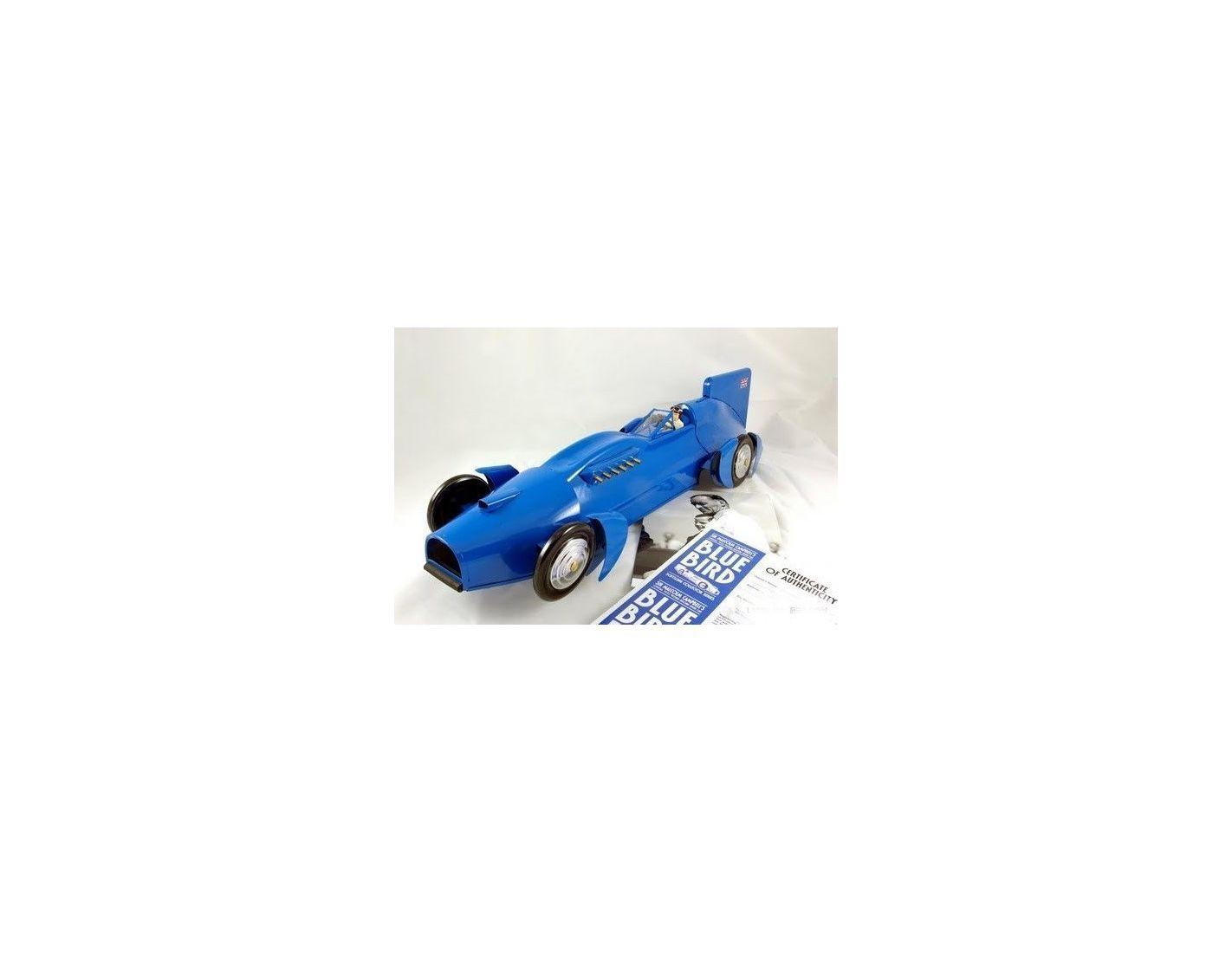 Die Blechfabrik 21733 bleu BIRD 1933 WORLD RECORD  voiture BBC Modellino  détaillant de fitness