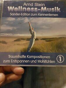 Wellness-Musik Sonderedition Vol.1 von Stein,Arnd CD Zustand gut - Egelsbach, Deutschland - Wellness-Musik Sonderedition Vol.1 von Stein,Arnd CD Zustand gut - Egelsbach, Deutschland