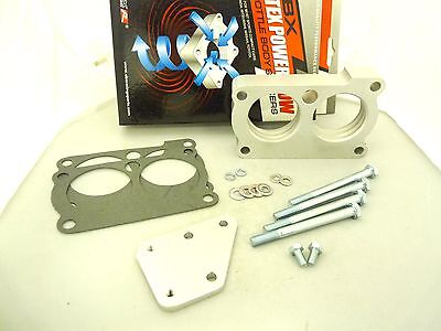 OBX Throttle Body Spacer Fits CHEVROLET CORVETTE  1985-1991  V8 5.7L CHEVY