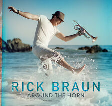 Rick Braun - Around The Horn [New CD] Digipack Packaging
