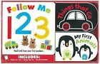 Follow Me 123/ Things That Go/ My First Animals by Autumn Publishing Ltd (Multiple copy pack, 2014)