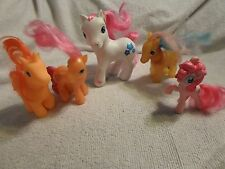 5 BLOSSOMFORTH SPARKLEWORKS PINKIE PIE Balloon Cutie Mark My Little Pony Figures