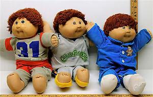 Cabbage patch kids doll xavier roberts signed original appalachian.