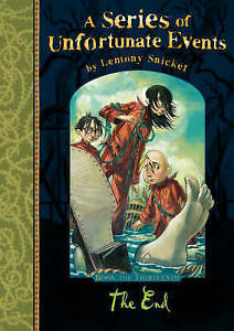 034-AS-NEW-034-The-End-A-Series-of-Unfortunate-Events-Snicket-Lemony-Book