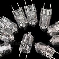 10pcs G8 120V 20W 20watt Halogen Light Bulbs Lamps 120 Volt 20watts hu4d