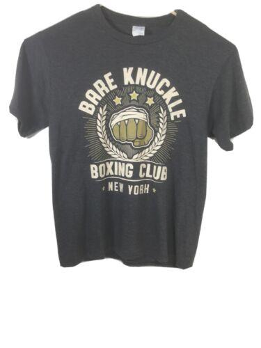 Bareknuckle Boxing Club New York T-Shirt Fight Clu