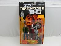 Terminator 2 3-d John Connor W/motorcycle Action Figure 1997 Kenner