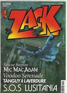 ZACK-199-2016-MOSAIK-Verlag-TANGUY-amp-LAVERDURE-MIC-MAC-ADAM-SOS-LUSITANIA
