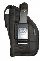 Durable Gun Holster For Springfield 1911-1a; Xd Sub-compact; With Laser Sight