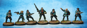 Cops-Warhammer-40K-WH40K-28mm-Unpainted-Wargames