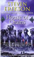 House Of Chains (the Malazan Book Of The Fallen, Book 4) By Steven Erikson, (mas on sale