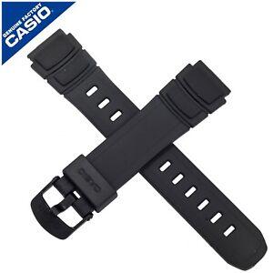 Detalles de Genuino Reloj Casio Banda Correa Para HDA 600 HDA 600B HDA600 HDA600B 600B HDA de 600 ver título original