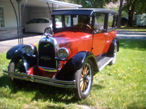 Willys wippet 1928
