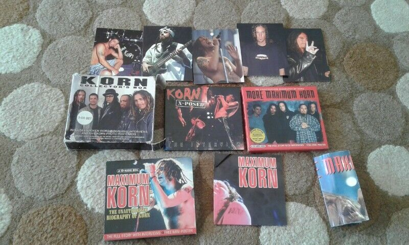 Korn Collectors box for sale