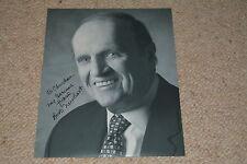 BOB NEWHART  signed Autogramm  20x25 cm THE QUEST , BIG BANG THEORY