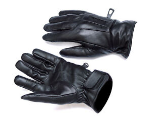 Mens-Touch-Screen-Gloves-Leather-Thermal-Lined-Phone-Texting-Gloves