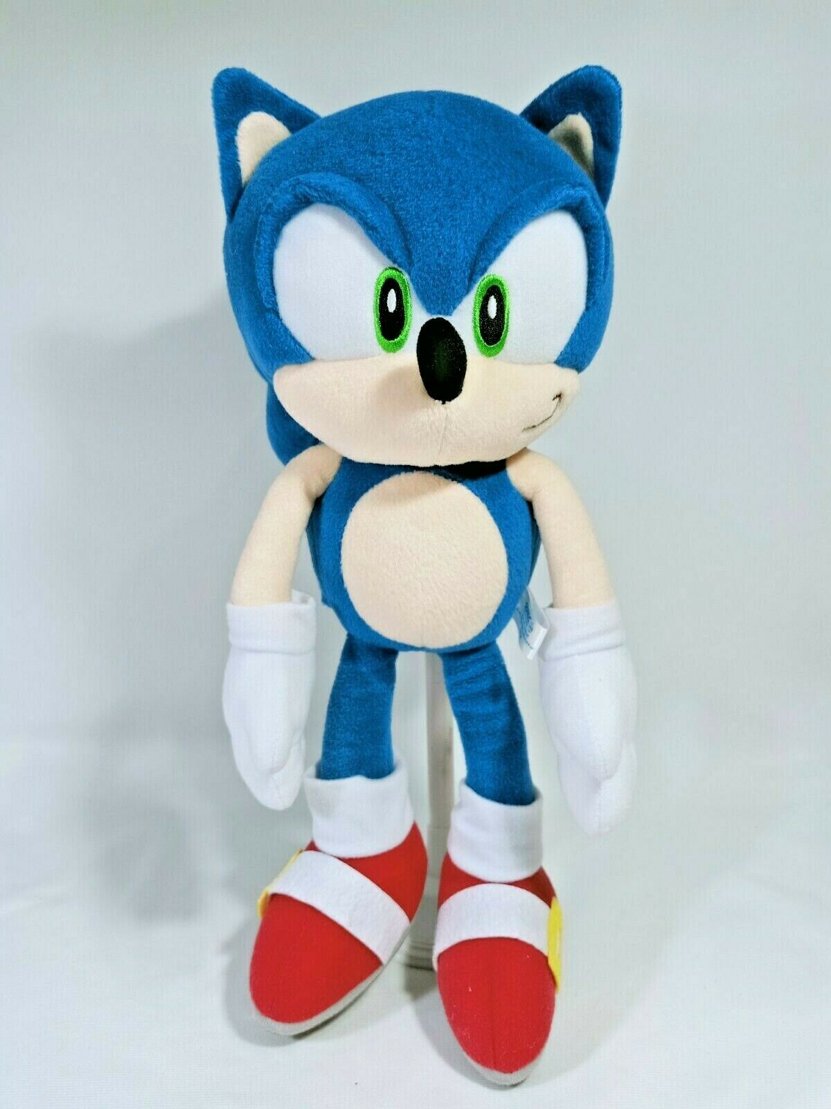 SEGA Sonic Hedgehog Plush Doll Joypolis White Saturn Megadrive Genesis Japan 15