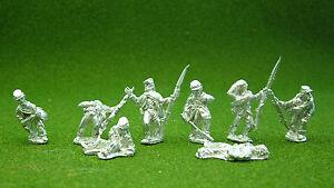 1st-Corps-28mm-American-Civil-War-Casualties-Kepi-historical-unpainted