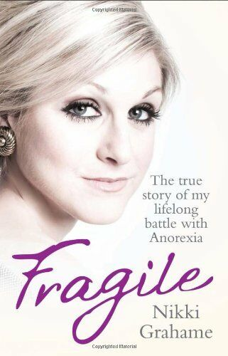1 of 1 - Fragile by Nikki Grahame 1857826612 The Cheap Fast Free Post