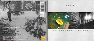 CD-DIGIPACK-COLLECTOR-4-TITRES-GERARD-MANSET-OFFERT-PAR-LA-FNAC-1999-RARE