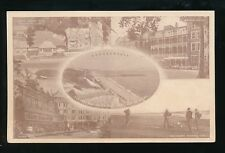Hampshire BOURNEMOUTH Hotels Advert Golf M/view PPC sport