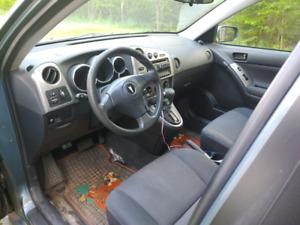 2006 Pontiac Vibe -