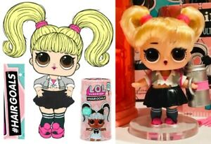 LOL-Surprise-HAIRGOALS-BAMBOLA-OOPS-BABY-BRITNEY-SPEARS-DOLL-BHADDIE-EDMBB-GIOCO
