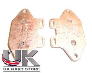 Gold Gillard Bremsbelagsatz Typ 2/3 UK Kart Store