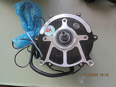 48V-72V35AGNG MOTOR (BRUSHLESS) with little damages  for replacement  part