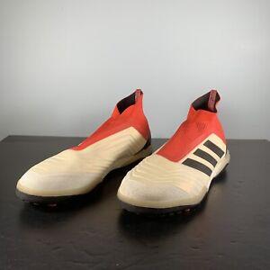 Adidas-Mens-Predator-Tango-18-Shoe-Red-Black-Turf-Soccer-TF-Men-11-5-CM7674