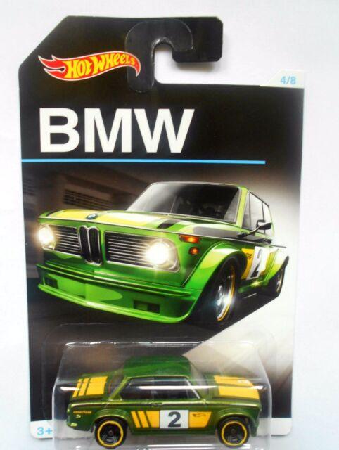 HOT WHEELS  BMW ANNIVERSARY 2002  -  MATTEL2015