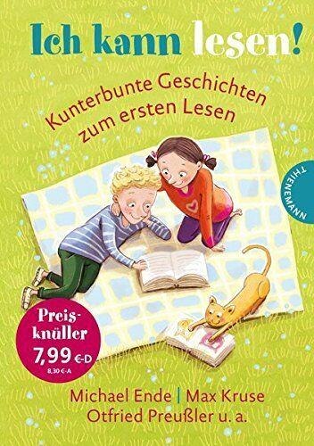 Ich kann lesen!, Kunterbunte Geschichten zum ersten Lesen,
