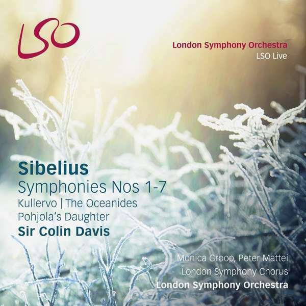 London Simfonia Orquesta & Davis - Sinfonías Nuevo CD