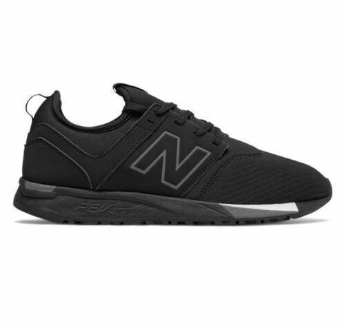 New Balance Hombre 247 Deporte Zapatillas Mrl247br Negro   Negro Talla 10 13