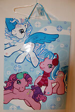My Little Pony G3 Star Catcher Sky Wishes Sweet Breeze Paper GIFT BAG 24Hx17Wx8D