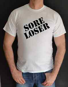 schlechter verlierer