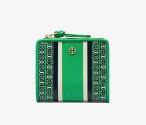 7498442ca719 Image is loading TORY-BURCH-GEMINI-LINK-MINI-WALLET-COL-COURT-