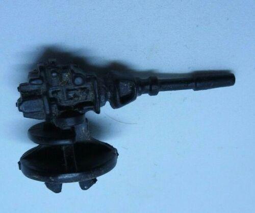 GI Joe 1986 Triple T Side Gun//Cannon Part 100/% Original  DC