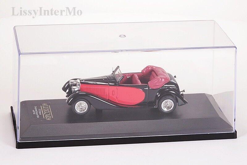 Faites plaisir à vos clients Bugatti t57 stelvio stelvio stelvio 1934 Drophead Coupe Luxcar 1:43 Nouveau/OVP | Le Moins Cher  85400e