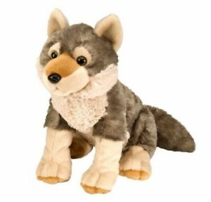 CUDDLEKINS-WOLF-PLUSH-SOFT-TOY-30CM-STUFFED-ANIMAL-BY-WILD-REPUBLIC