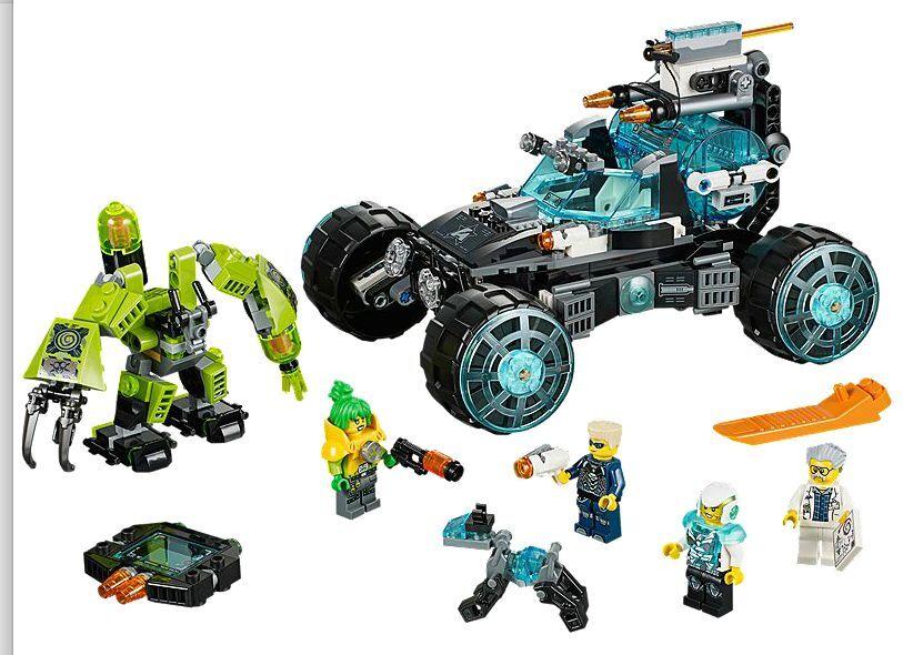 LEGO® Ultra Agents 70169 70169 70169 Agent Stealth Patrol NEU OVP NEW MISB NRFB 422118