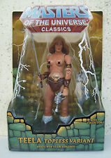 TEELA CUSTOM!! He-Man Masters of the Universe Classics motuc fisto skeletor orko