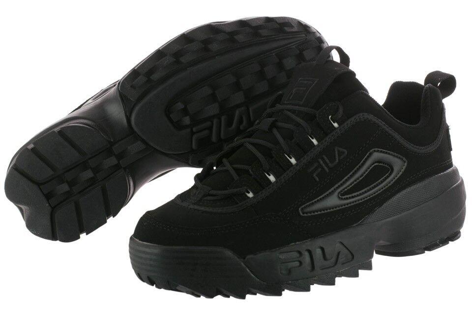 Fila Disruptor 2 FW04495-001 Black Classic Casual shoes Men